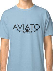 aviato logo Classic T-Shirt