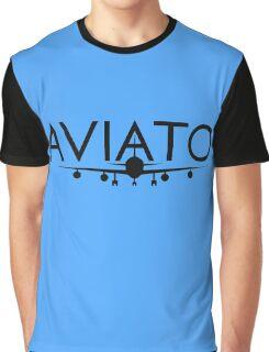 aviato logo Graphic T-Shirt