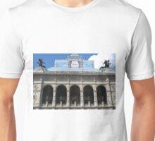 Arches, Vienna State Opera House Unisex T-Shirt