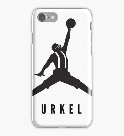 Steve Urkel Jumpman Logo Spoof 4 iPhone Case/Skin