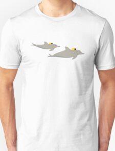 The Life Aquatic with Steve Zissou: Repeat Pattern Unisex T-Shirt