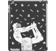 failure (b&w) iPad Case/Skin