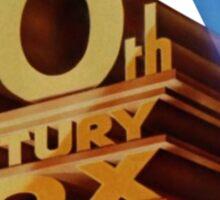 20th Century Fox Sticker