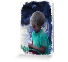 Evensong Greeting Card