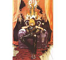 Death Note Mello Photographic Print