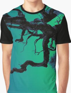 Spooky Branches Graphic T-Shirt