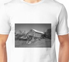 Old Farm Shed Unisex T-Shirt
