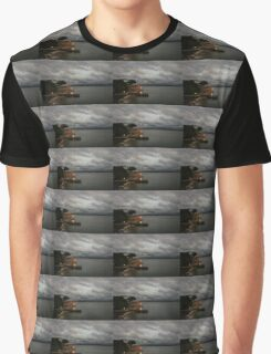 Stormy Puerto Rico  Graphic T-Shirt