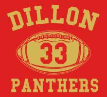 Dillon Panthers Team Kids Tee