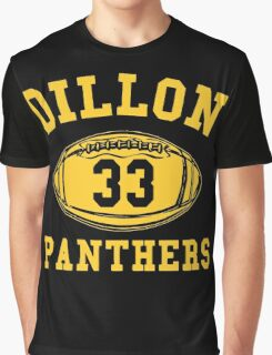 Dillon Panthers Team Graphic T-Shirt