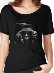 Tim Loves Compton 4eva Women's Relaxed Fit T-Shirt