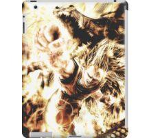 Dragon fist iPad Case/Skin