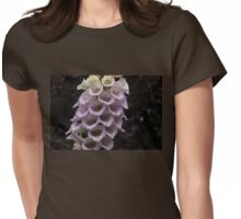 Exquisite Foxgloves Up Close Womens Fitted T-Shirt