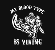 Norway - My Blood Type Is Viking Unisex T-Shirt