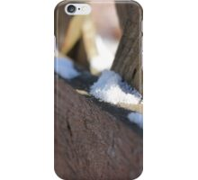 Sunlight Through A Fence iPhone Case/Skin