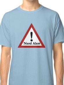 Nerd alert Classic T-Shirt