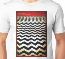 Twin Peaks Minimalist Unisex T-Shirt