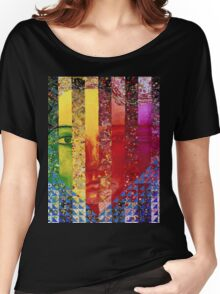 Conundrum I - Rainbow Woman Women's Relaxed Fit T-Shirt