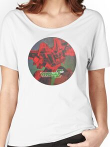 G1 Transformers Zone Poster Women's Relaxed Fit T-Shirt