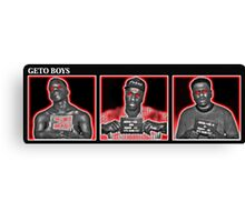 Geto Boys Canvas Print