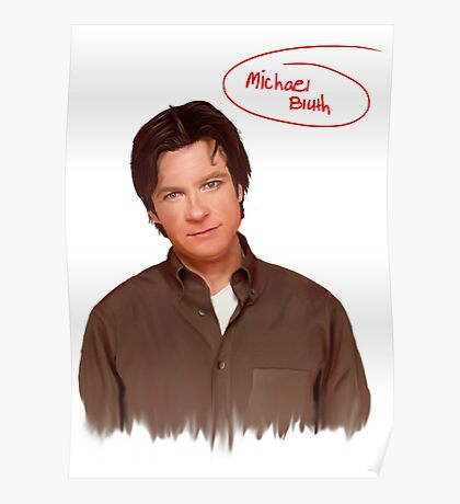 Michael Bluth  Poster