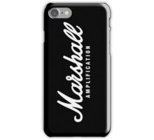 Marshall iPhone Case/Skin