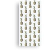 Pinapples! Canvas Print