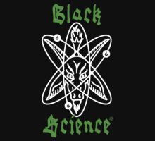 Black Science Kids Tee