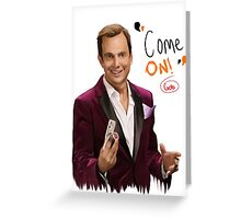 GOB with Quote Greeting Card