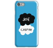 Jaspar - A Fault In Our Stars Inspired! iPhone Case/Skin