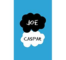 Jaspar - A Fault In Our Stars Inspired! Photographic Print