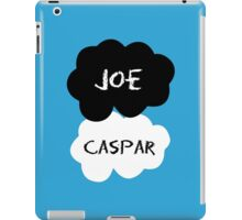 Jaspar - A Fault In Our Stars Inspired! iPad Case/Skin