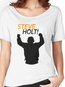 Steve Holt! Women's Relaxed Fit T-Shirt