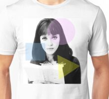 Anna Karina  - French New Wave Unisex T-Shirt