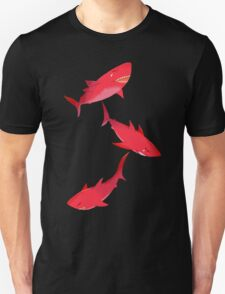Sakura Shark Unisex T-Shirt