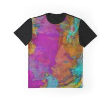 Abstract Affection Graphic T-Shirt