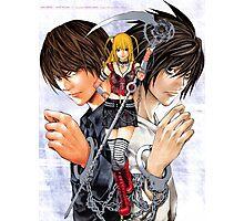 Death Note Misa  Photographic Print