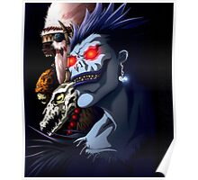 Death Note Ryuk Shinigami Poster