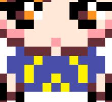 Chun-Li - Street Fighter Sticker