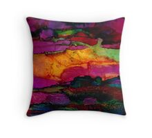 #160407 Throw Pillow