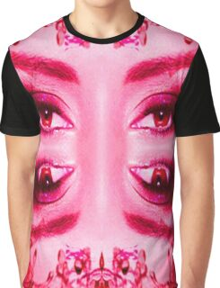 Red Eyes Graphic T-Shirt