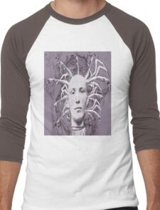 Scorpion Goddess Men's Baseball ¾ T-Shirt