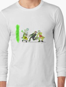 PlutoniumThieves  Long Sleeve T-Shirt