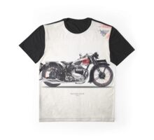 The Ariel Square Four Graphic T-Shirt