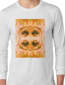 Eyes of a Mirror Long Sleeve T-Shirt