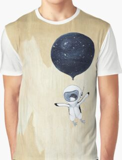 Penguin fly Graphic T-Shirt