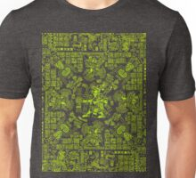 Mayan Spring GREEN Unisex T-Shirt