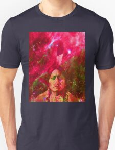 Ghost of Sitting Bull Unisex T-Shirt