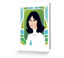 Angel Sabrina Greeting Card