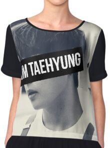 BTS: V - Kim Taehyung Chiffon Top